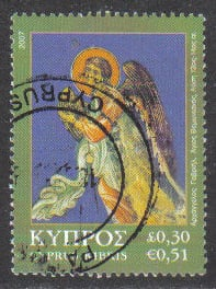 Cyprus Stamps SG 1154 2007 30c - USED (h290)