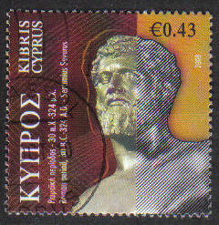 Cyprus Stamps SG 1176 2008 43c - USED (h300)