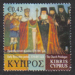 Cyprus Stamps SG 1177 2008 43c - USED (h302)