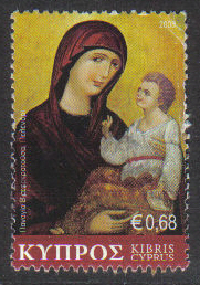 Cyprus Stamps SG 1180 2008 68c - USED (h304)
