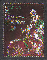 Cyprus Stamps SG 1192 2009 43c - USED (h309)