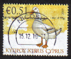 Cyprus Stamps SG 1197 2009 51c - USED (h318)
