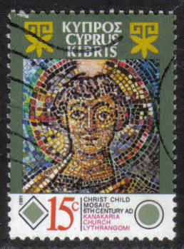 Cyprus Stamps SG 795 1991 15c - USED (h337)