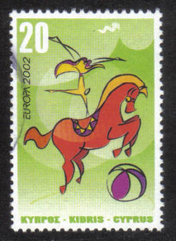 Cyprus Stamps SG 1029 2000 30 cent - USED (h360)