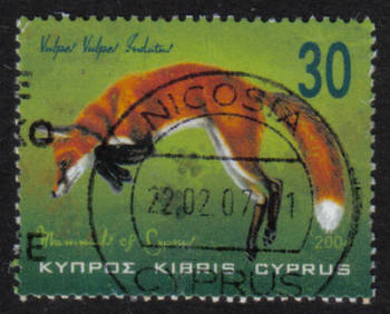 Cyprus Stamps SG 1082 2004 30 cent - USED (h365)