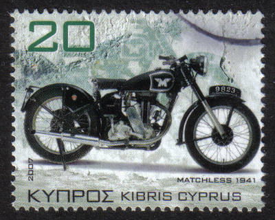 Cyprus Stamps SG 1129 2007 20c - USED (h367)