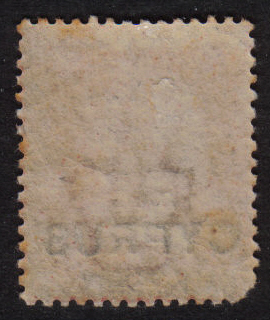 Cyprus Stamps SG 009 1881 Half-Penny Plate 218 (GC)