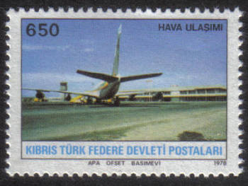 North Cyprus Stamps SG 067 1978 650k - MINT