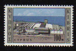 CYPRUS STAMPS SG 255 1964 100 MILS - MINT