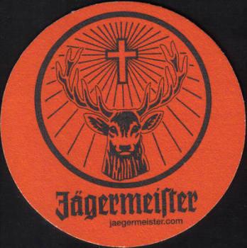 German Beermats Jagermeister - UNUSED (z199)