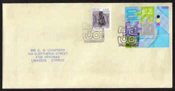 Cyprus Stamps SG 1184 2009 100th Anniversary of the Co-operative movement in Cyprus - Unofficial FDC (a765)