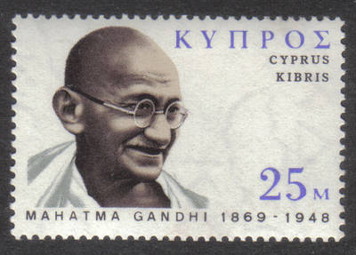 Cyprus Stamps SG 343-44 1970 25 Mils - MINT