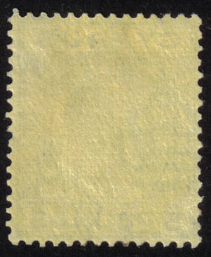 Cyprus stamps SG117a 1928 KGV 5 Pound fiscally used