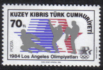 North Cyprus Stamps SG 152 1983 70 TL - MINT