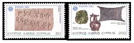 Cyprus stamps 1983 Europa - Ancient Works of Cypriot Ingenuity