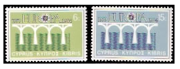 Cyprus stamps 1984 Europa - Bridge