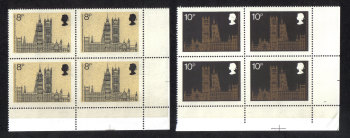 British Stamps 1973 19th Commonwealth Conference - Block of 4 MINT (h807)