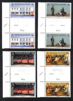 Guernsey Stamps 1979 Post Office - MINT (z576)