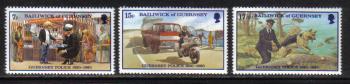 Guernsey Stamps 1980 Police Service - MINT (z579)