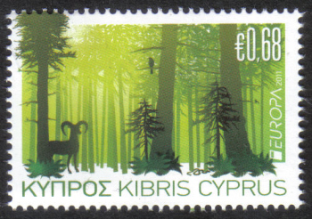 Cyprus Stamps SG 1247 2011 68c - MINT