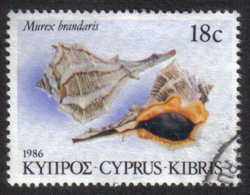 Cyprus Stamps SG 682 1986 18c - USED (h899)