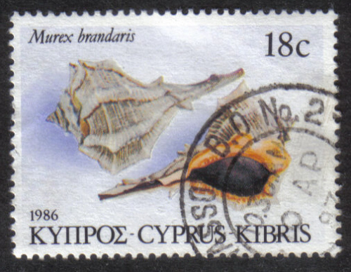 Cyprus Stamps SG 682 1986 18c - USED (h900)