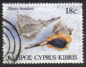 Cyprus Stamps SG 682 1986 18c - USED (h901)