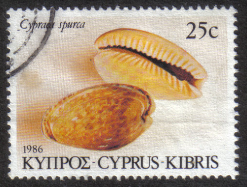 Cyprus Stamps SG 683 1986 25c - USED (h902)