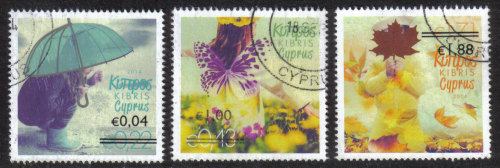 Cyprus Stamps SG 2014 (f) Overprints of