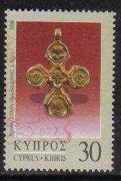 Cyprus Stamps SG 0988 2000 30c - USED (h198)