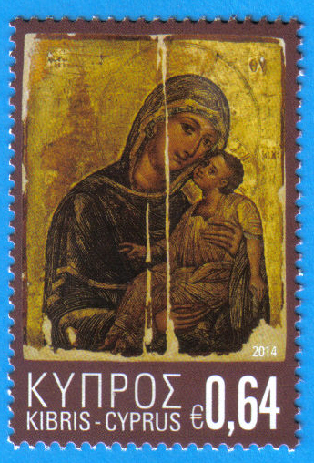 Cyprus Stamps SG 2014 (i) 64c - MINT