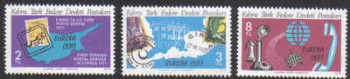 North Cyprus Stamps SG 079-81 1979 Europa - MINT