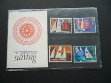 British Stamps 1975 Sailing Presentation pack - MINT (h993d)