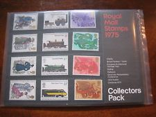 British Stamps 1975 Collectors Year Presentation pack - MINT (h993e)