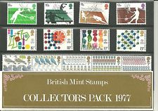 British Stamps 1977 Collectors Year Presentation pack - MINT (h993k)