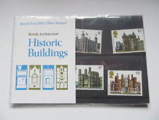 British Stamps 1978 Historic buildings Presentation pack - MINT (h993L)
