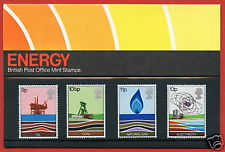 British Stamps 1978 Energy Presentation pack - MINT (h993n)