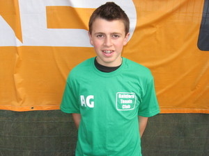 Rainford Tennis Club - Alex Gillespie