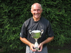 Rainford Tennis Club - John Machin