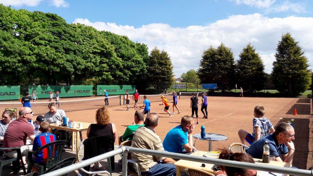 2017 Great British Tennis Weekend