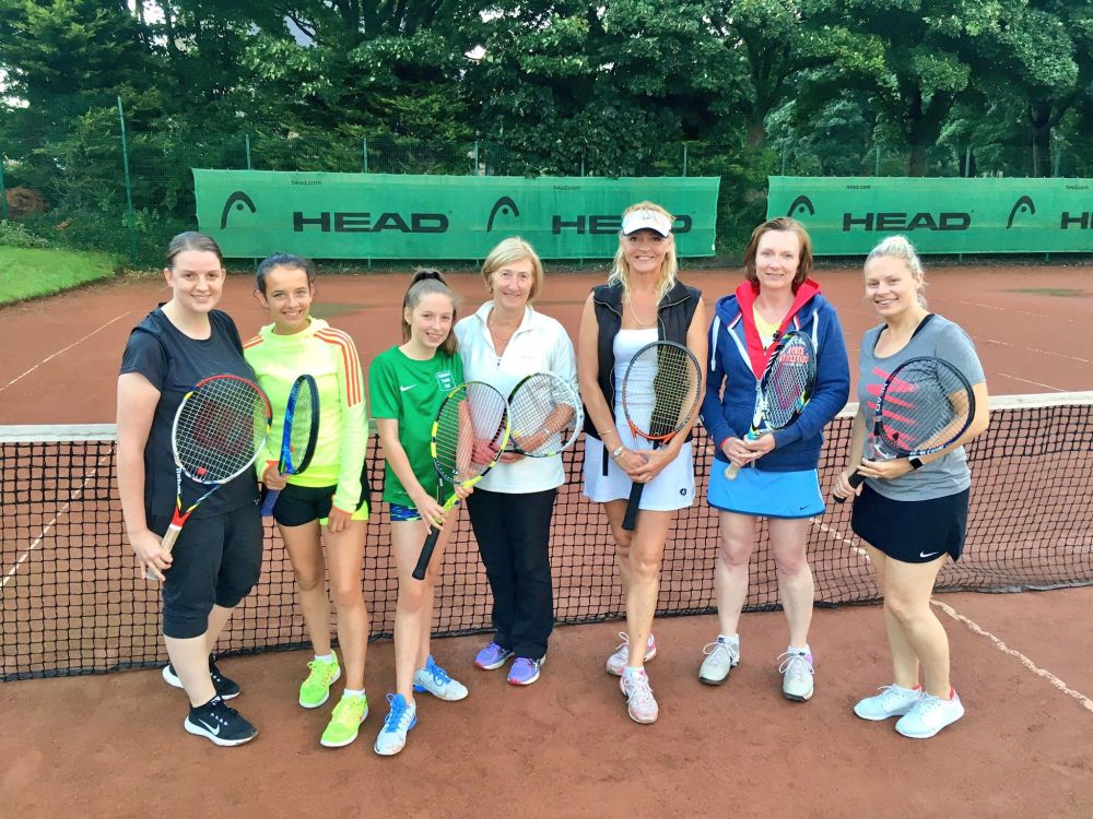Rainford Tennis Club