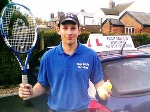 Rainford Tennis Club - Gaz Mills Driving School