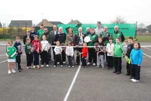 Rainford Tennis - AEGON Parks Tennis
