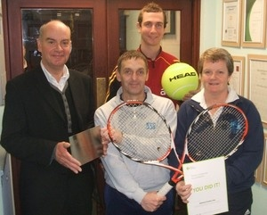 Tennis Clubmark Presentation