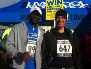Rainford Tennis Club - Liverpool Half Marathon