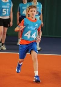 Adam Ashton - Barclays Ball Kids