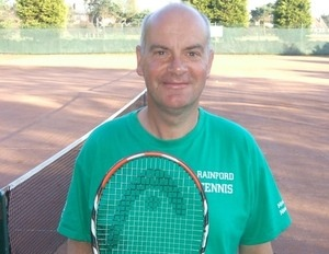 Rainford Tennis Club - Steve Vincent