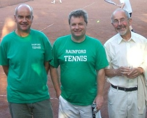 Rainford Tennis Club - Peter Williams