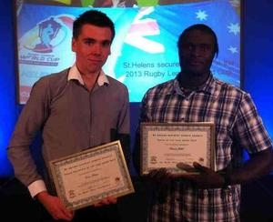 2012 St Helens Sports Awards