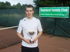 Rainford Tennis Club - Andrew Gillespie